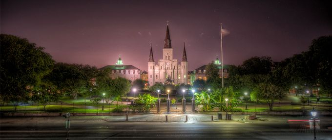 paranormal new orleans