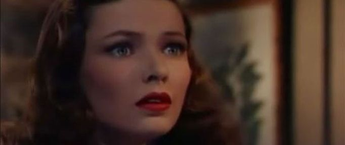 mystery books with surprise plot twists Gene Tierney leave her to heaven