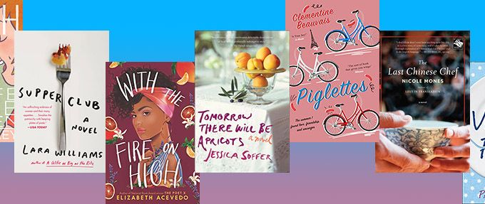 foodie books featuring strong women