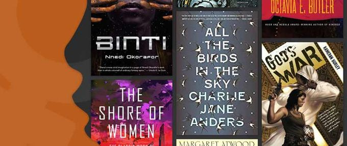 female sci-fi fantasy writers