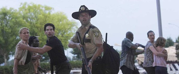the walking dead streaming free feature