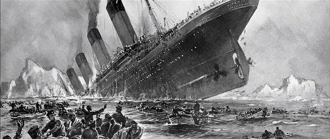 books about shipwrecks