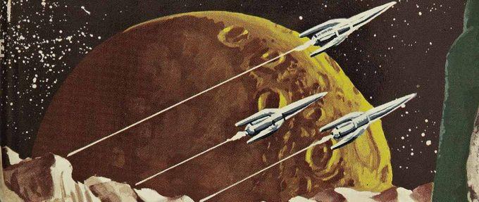 golden age sci-fi female writers