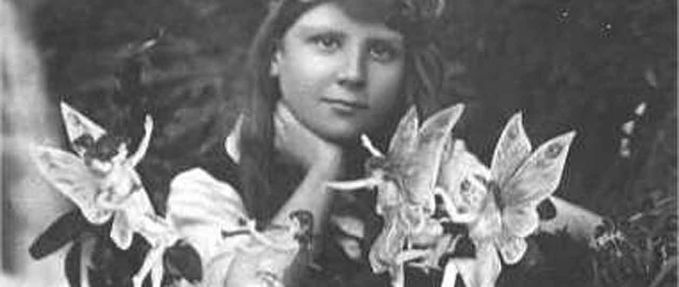 Cottingley fairy picture