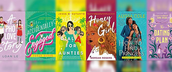 2021 most anticipated romance books by authors of color