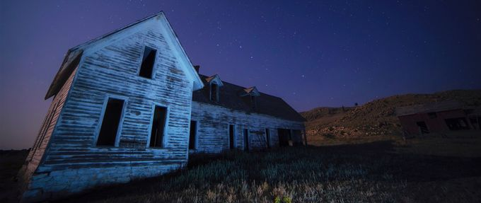 real haunted houses for sale