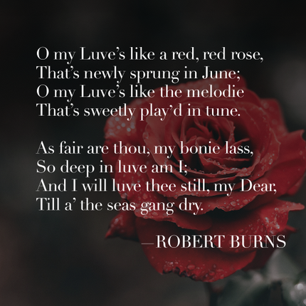 Best Love Poems of All Time