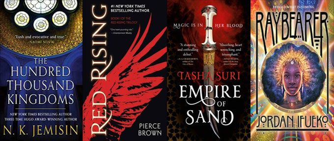 12 of the best debut sff novels ever