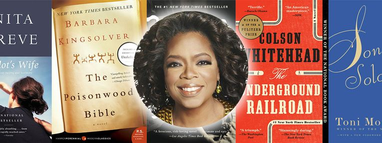 The Complete Oprah's Book Club List