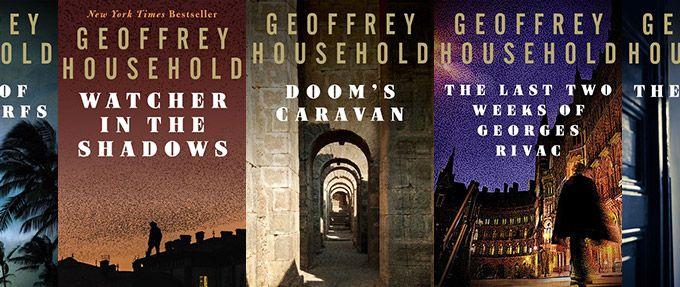 geoffey household books