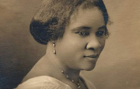 black history month madam cj walker