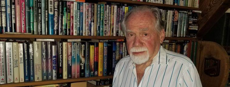 Robert Silverberg interview