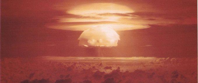 bikini atoll nuclear test