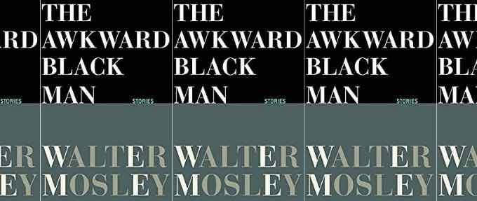 cover of the awkward black man