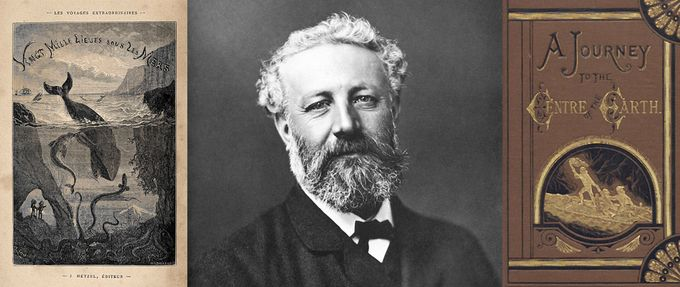Image result for jules verne