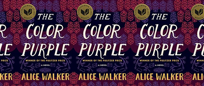 the color purple by alice walker book covers