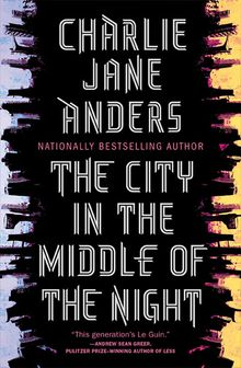Buy The City in the Middle of the Night at Amazon