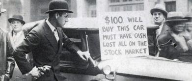 Black Tuesday, 1929 Stock Market Crash, Marked the Great ...