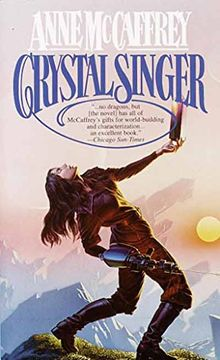 Buy The Crystal Singer at Amazon