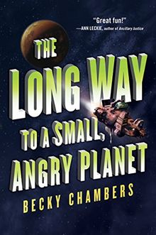 Buy The Long Way to a Small, Angry Planet at Amazon