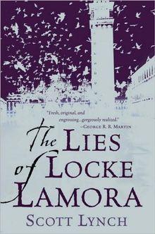 Buy The Lies of Locke Lamora at Amazon