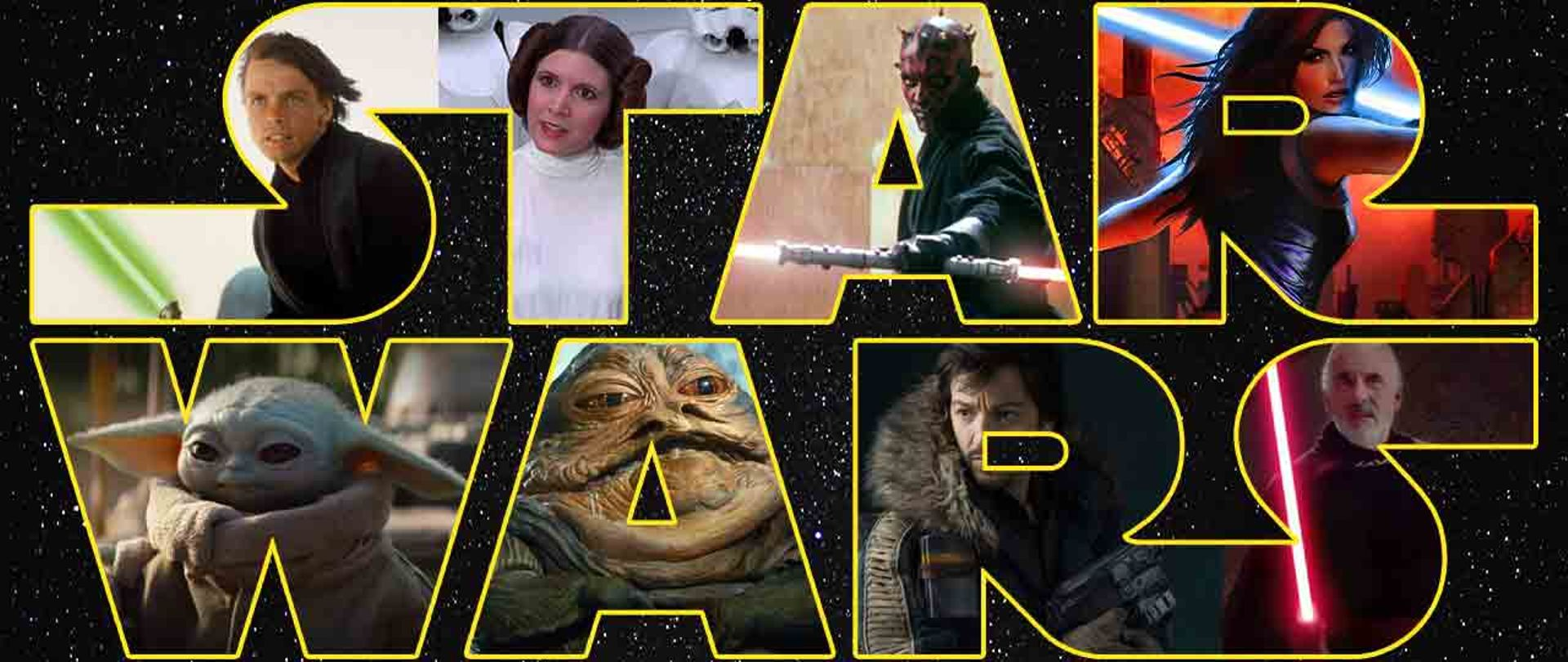 The 50 Best 'Star Wars' Characters in the Galaxy