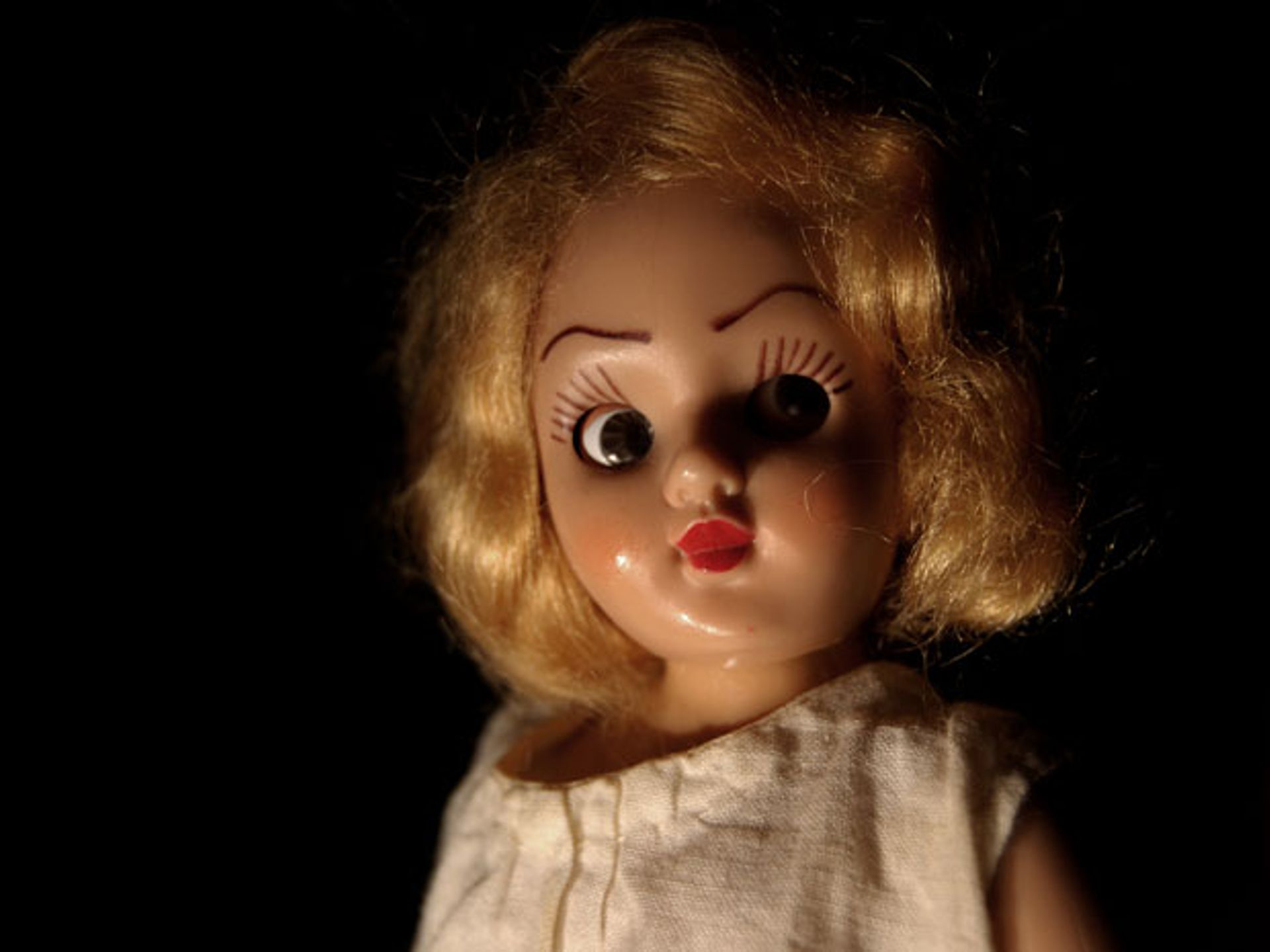 6 Creepy And Haunted Dolls For Sale On Ebay
